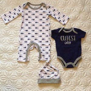 6 months baby boy clothing set